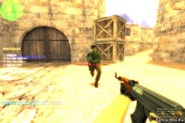 Патчи для Counter-Strike 1.6 - Этот раздел ресурса посвящен файлам модифика